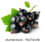 Isolated Berries. Bunch Of...