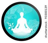 yoga | Shutterstock . vector #93300139