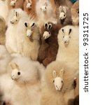 Llama Toy Handmade From Fluffy...