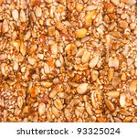 honey bears with sunflower... | Shutterstock . vector #93325024