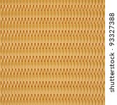 Golden Texture Of Rattan