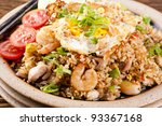 Nasi Goreng With Fried Egg ...