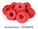 Fresh ripe berries. Use it for a health and nutrition concept. - stock photo