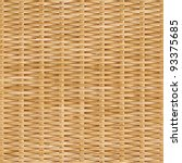 Woven Rattan With Natural...