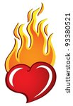 Heart Theme Image 2   Vector...