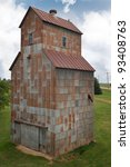 Old Grain Elevator   Rusting...