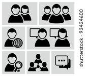 Social Icons.