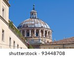 basilica of st. mary of... | Shutterstock . vector #93448708