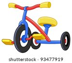 Colorful Tricycles