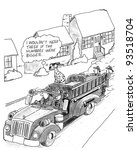 cartoon | Shutterstock . vector #93518704