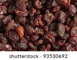 raisins   Shutterstock . vector #93530692