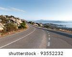 Scenic Road On The Island La...