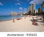 coastal buildings   Shutterstock . vector #935632