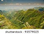 Rio do Rastro mountain road, Santa Catarina, Brazil.