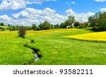 German Countryside Landscape...
