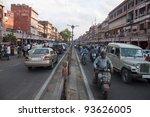 jaipur  india   august 4  road... | Shutterstock . vector #93626005