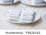 sugar bag | Shutterstock . vector #93626161