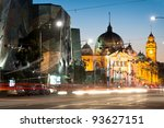 Flinders Station View From...