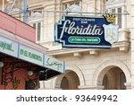 havana january 15 the historic... | Shutterstock . vector #93649942