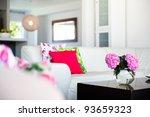 photo of a modern interior... | Shutterstock . vector #93659323