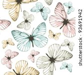 Aporia Butterflies  Tile Able...