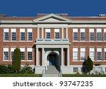 School Building   North Americ...