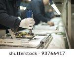 production line | Shutterstock . vector #93766417