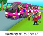 cartoon illustration of... | Shutterstock . vector #93770647