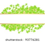 st. patrick's day pattern with...   Shutterstock .eps vector #93776281