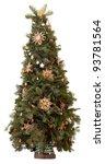 Christmas Evergreen Tree...