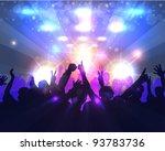 party background vector design | Shutterstock .eps vector #93783736