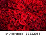 Stock photo rose 93822055