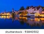 Swiss City Zurich Shortly...