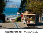 san francisco  california  ... | Shutterstock . vector #93864766