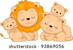 illustration featuring a family ...   Shutterstock .eps vector #93869056