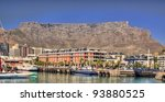 Cape Town Waterfront Overlooke...