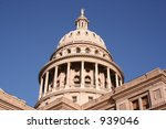a nice clean shot of the texas... | Shutterstock . vector #939046