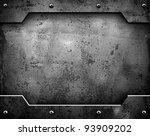iron plate | Shutterstock . vector #93909202