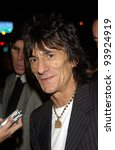 Постер, плакат: RONNIE WOOD of the
