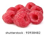 Raspberry - stock photo
