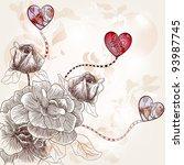Eps 10 Vector   Romantic...