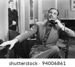 overseas call | Shutterstock . vector #94006861