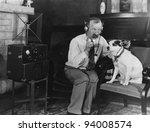 canine code | Shutterstock . vector #94008574