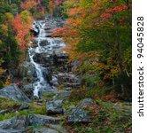 Beautiful Fall Foliage At The...