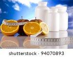 body building  supplements   Shutterstock . vector #94070893