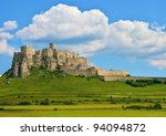 The Spis Castle   Spissky Hrad...