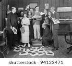 brainstorming | Shutterstock . vector #94123471