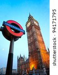 London   March 17  The Big Ben. ...
