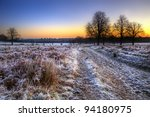 Beautiful Winter Landscape...