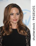angelina jolie at the 23rd... | Shutterstock . vector #94181431